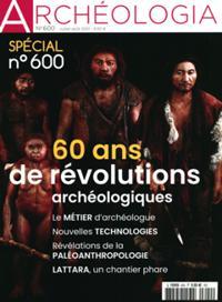Archéologia N° 600