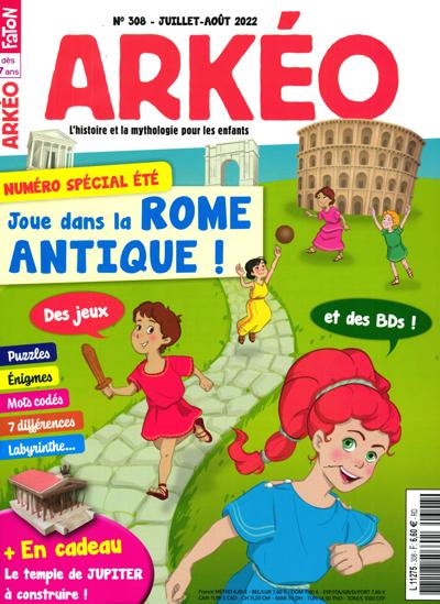 Abonnement Arkéo Junior