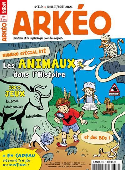 Abonnement ARKEO JUNIOR