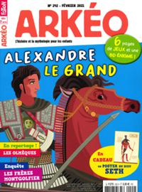 Arkéo Junior N° 292