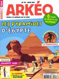 Arkéo Junior N° 293