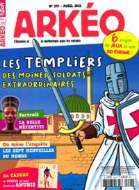 Arkéo Junior N° 294