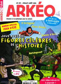Arkéo Junior N° 297