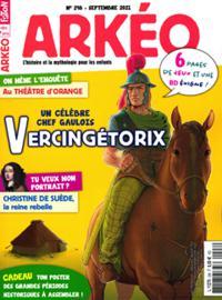 Arkéo Junior N° 298