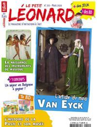 Le Petit Léonard N° 255