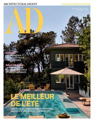 Abonnement magazine AD
