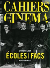 Les Cahiers Du Cinéma N° 764