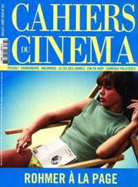 Les Cahiers Du Cinéma N° 767