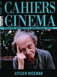 Les Cahiers Du Cinéma N° 769