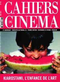 Les Cahiers Du Cinéma N° 776