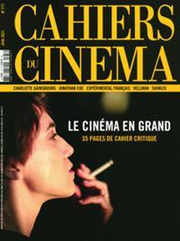 Les Cahiers Du Cinéma N° 777