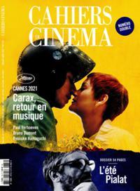 Les Cahiers Du Cinéma N° 778