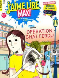 J'aime lire Max N° 273