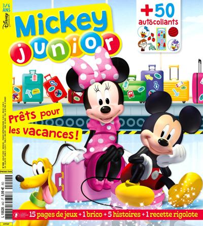 Mickey Junior - N°420