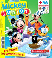 Mickey Junior N° 414