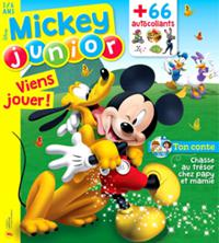 Mickey Junior N° 415