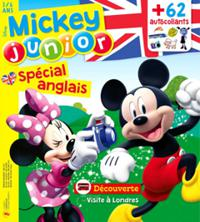 Mickey Junior N° 416