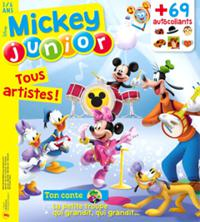 Mickey Junior N° 417