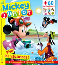 Mickey Junior N° 418
