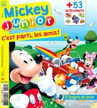 Mickey Junior N° 419