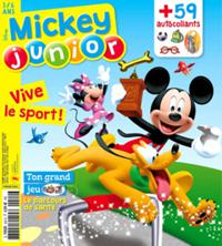 Mickey Junior N° 420