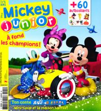 Mickey Junior N° 421