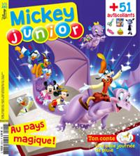 Mickey Junior N° 422