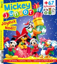 Mickey Junior N° 423