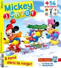 Mickey Junior N° 425