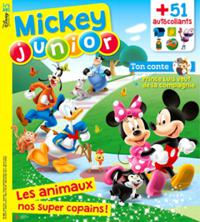 Mickey Junior N° 426
