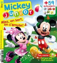 Mickey Junior N° 427