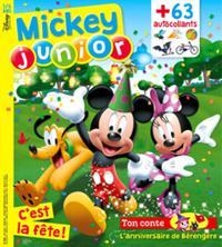 Mickey Junior N° 429