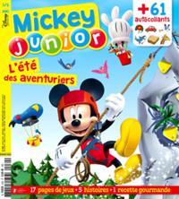Mickey Junior N° 430