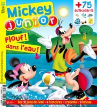 Mickey Junior N° 431