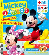 Mickey Junior N° 432