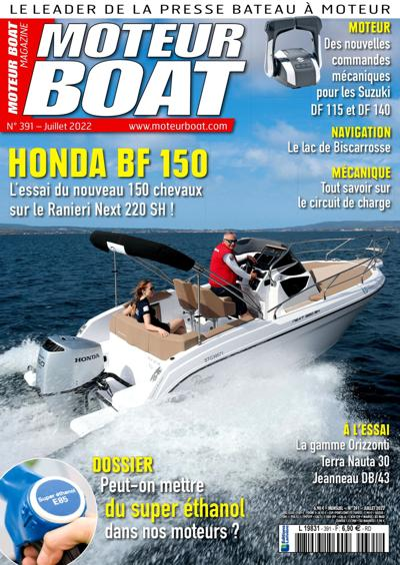 Moteur Boat Magazine - N°368