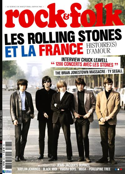 Abonnement magazine Rock and Folk