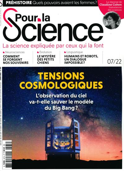 Abonnement POUR LA SCIENCE