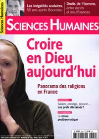 Sciences Humaines N° 324
