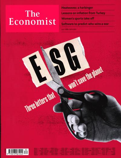 Abonnement magazine The Economist