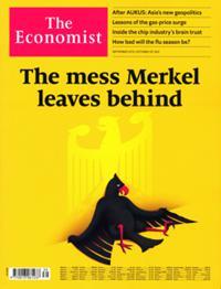 The Economist N° 2043