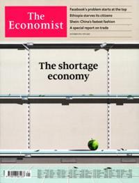The Economist N° 2045