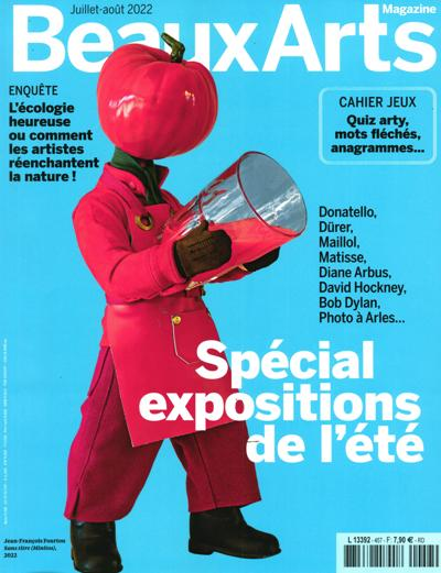 Beaux Arts Magazine - N°436
