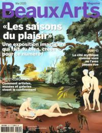 Beaux Arts Magazine N° 431