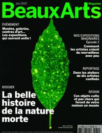 Beaux Arts Magazine N° 432