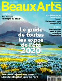 Beaux Arts Magazine N° 433
