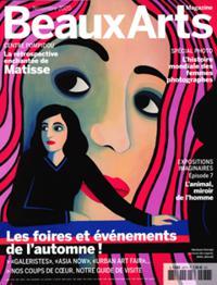 Beaux Arts Magazine N° 437