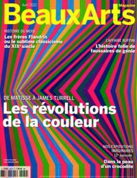 Beaux Arts Magazine N° 442