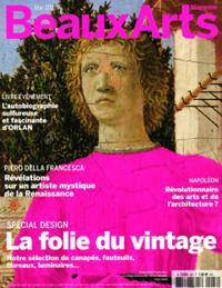 Beaux Arts Magazine N° 443
