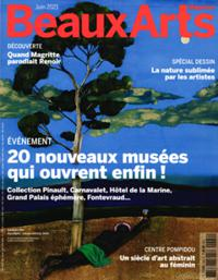 Beaux Arts Magazine N° 444